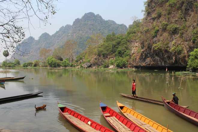 Hpa-an, Sadan Cave - 10