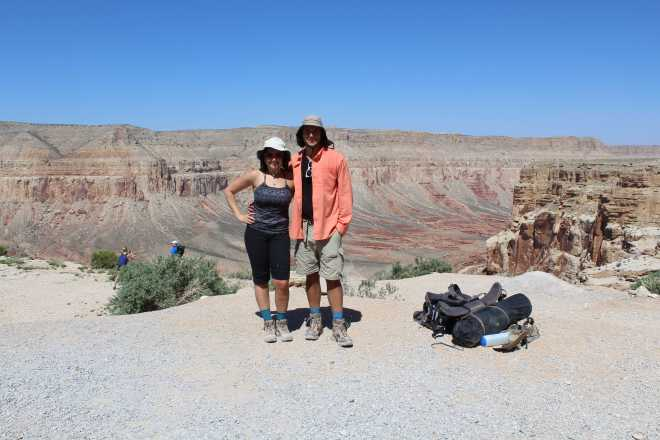 Havasupai, Hike Out - 10