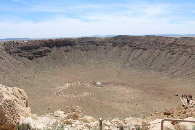 Meteor Crater - 1
