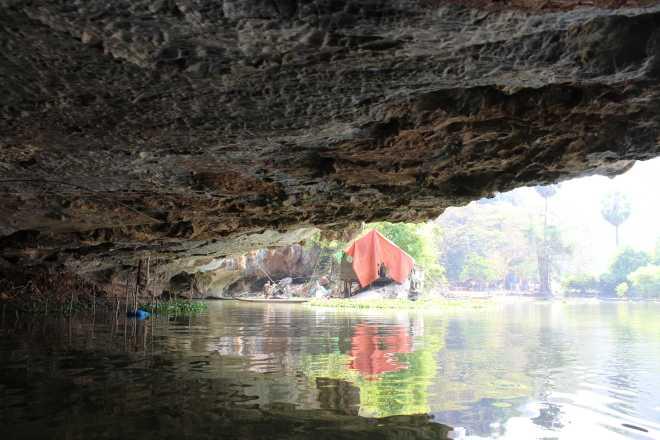 Hpa-an, Sadan Cave - 13