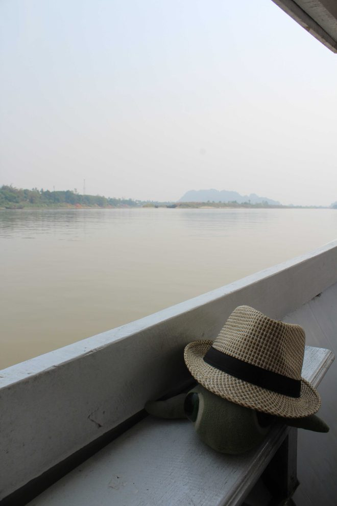 Hpa-An, Boat - 1