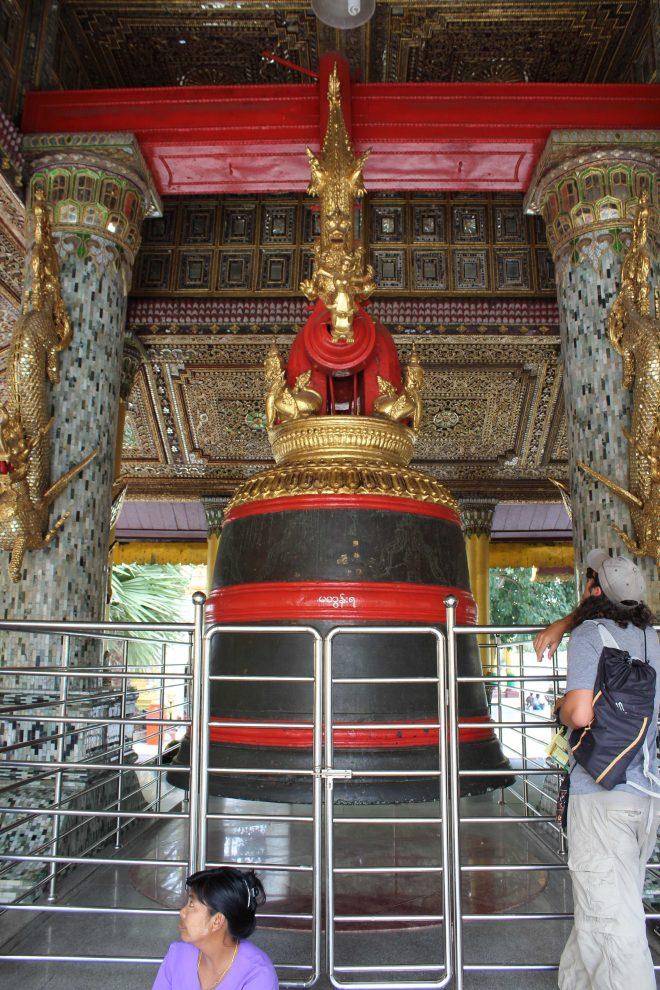 Yangon, Shwedagon Pagoda - 14