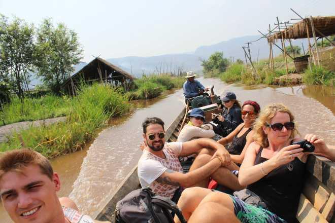 Kalaw-Inle Lake Trek, Day 3 - 16