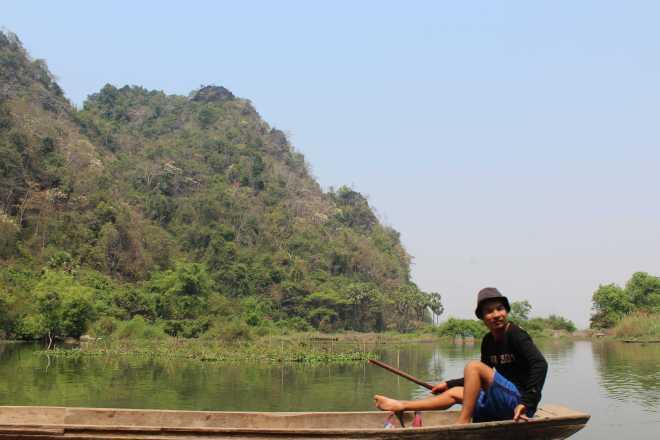 Hpa-an, Sadan Cave - 16