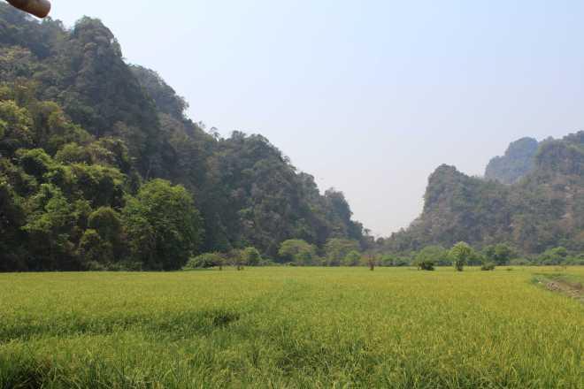 Hpa-an, Sadan Cave - 19