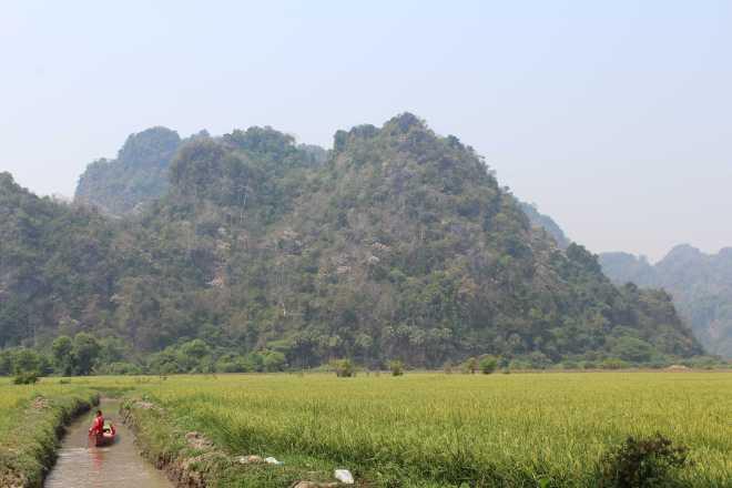 Hpa-an, Sadan Cave - 20