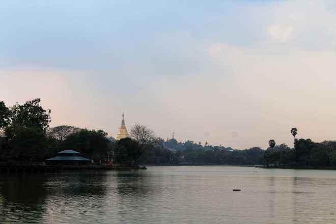 Yangon, Kandawgyi - 2