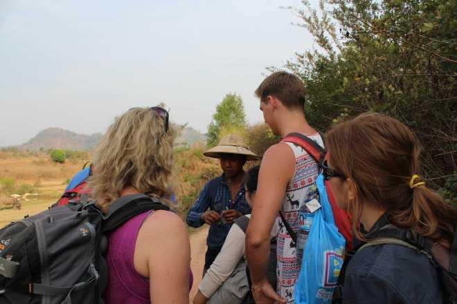 Kalaw-Inle Lake Trek, Day 1 - 23