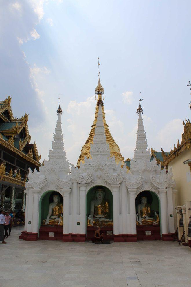 Yangon, Shwedagon Pagoda - 26