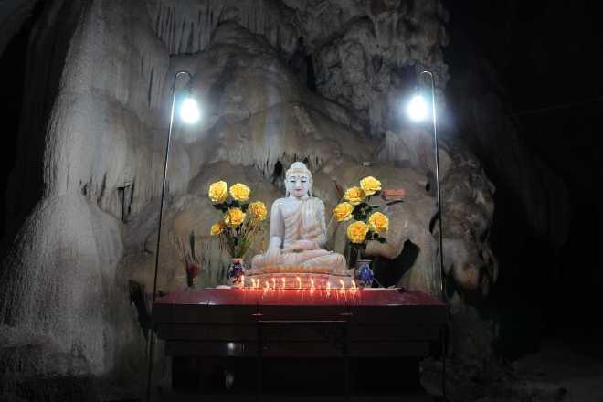 Hpa-an, Sadan Cave - 3