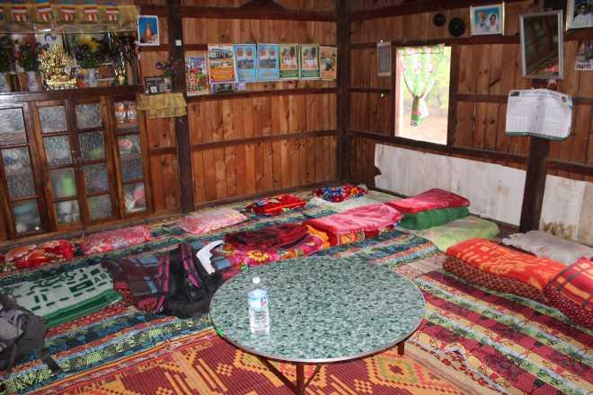 Kalaw-Inle Lake Trek, Day 1 - 37
