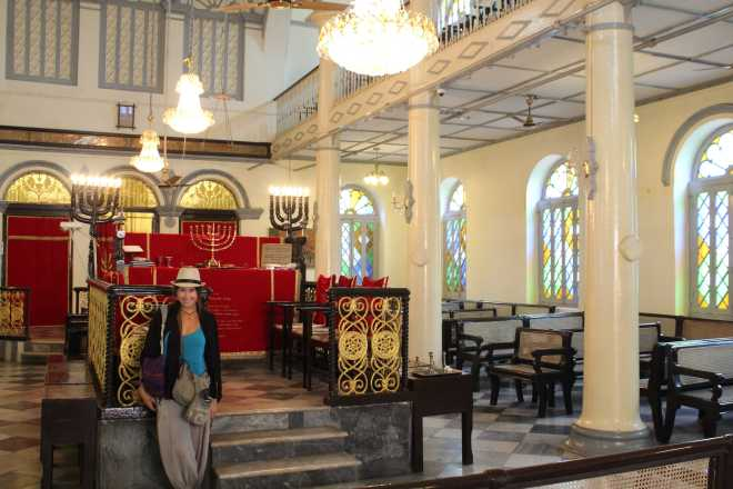 Yangon, Synagogue - 4
