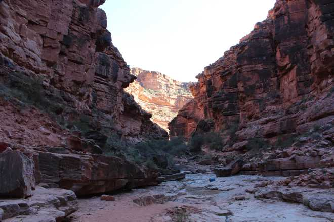 Havasupai, The Descent - 2