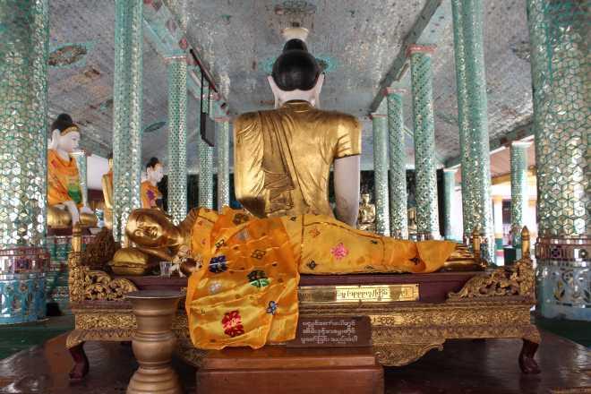 Yangon, Shwedagon Pagoda - 6
