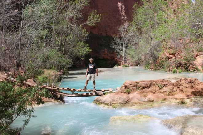 Havasupai, The Waterfalls - 6