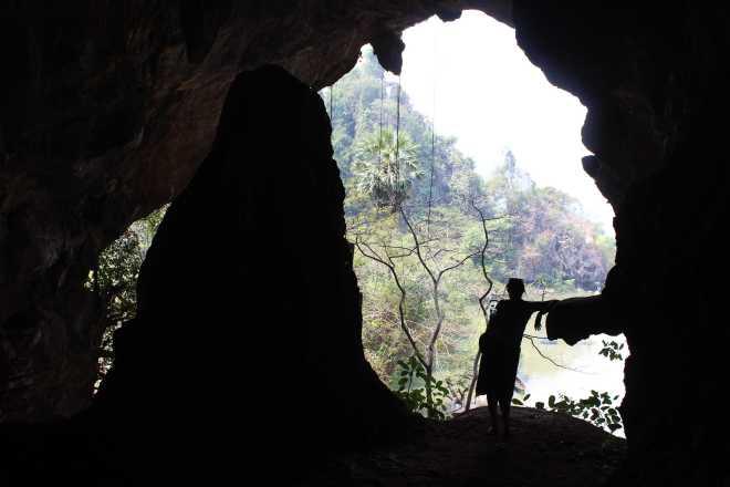 Hpa-an, Sadan Cave - 7