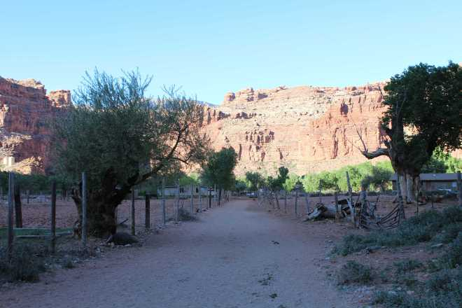 Havasupai, The Descent - 6