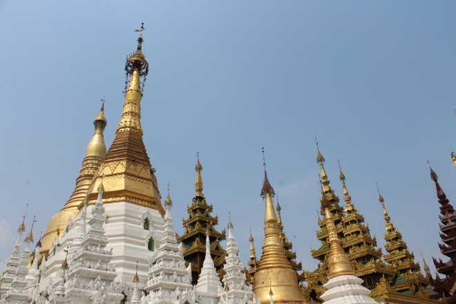 Yangon, Shwedagon Pagoda - 7