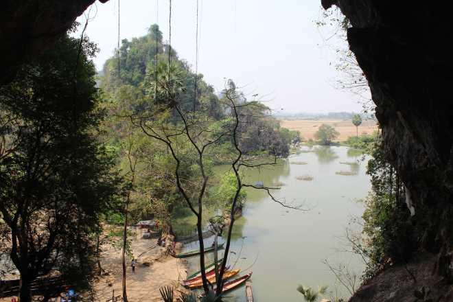 Hpa-an, Sadan Cave - 8
