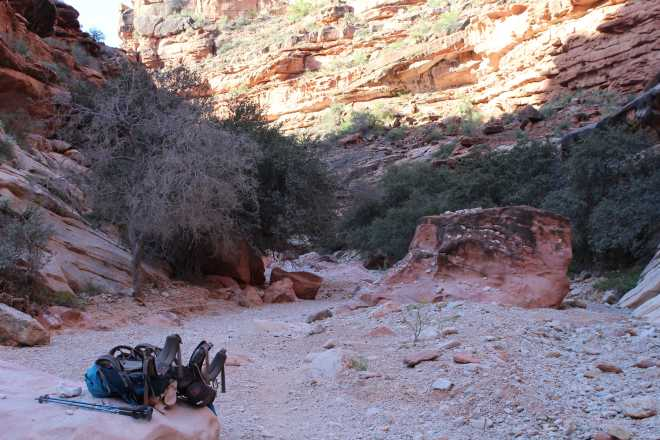 Havasupai, Hike Out - 8