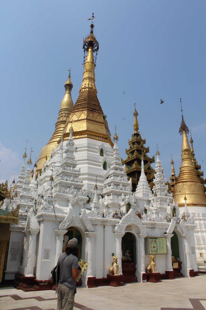 Yangon, Shwedagon Pagoda - 8