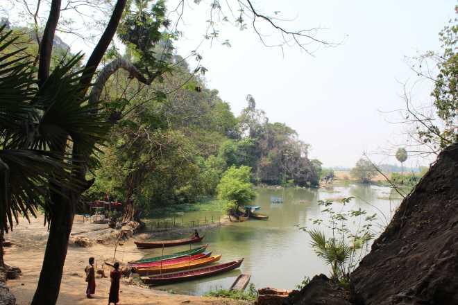 Hpa-an, Sadan Cave - 9