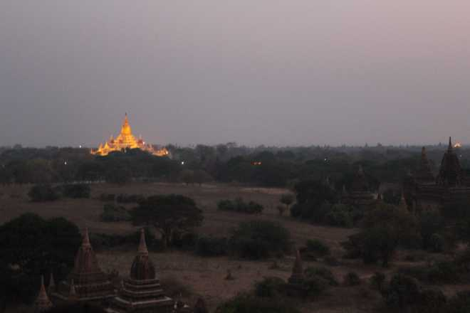 Bagan, Day 1 - 1