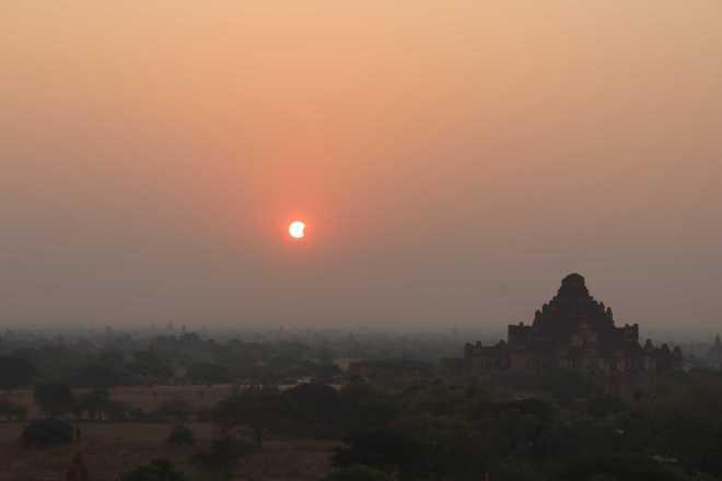 Bagan, Day 1 - 10