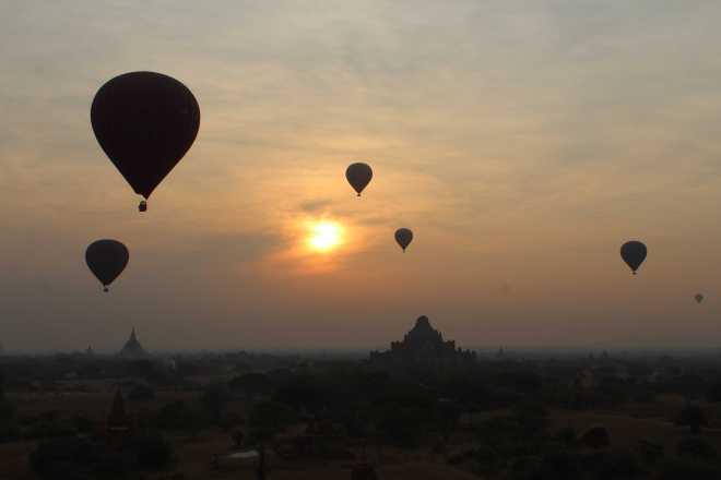 Bagan, Day 2 - 10