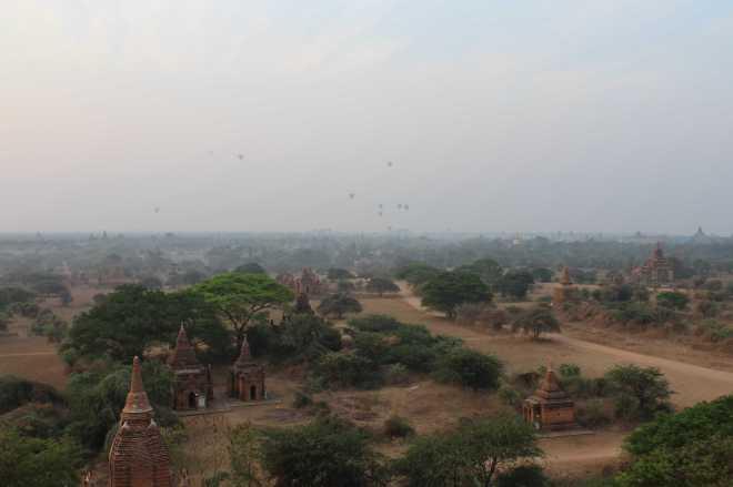 Bagan, Day 1 - 11