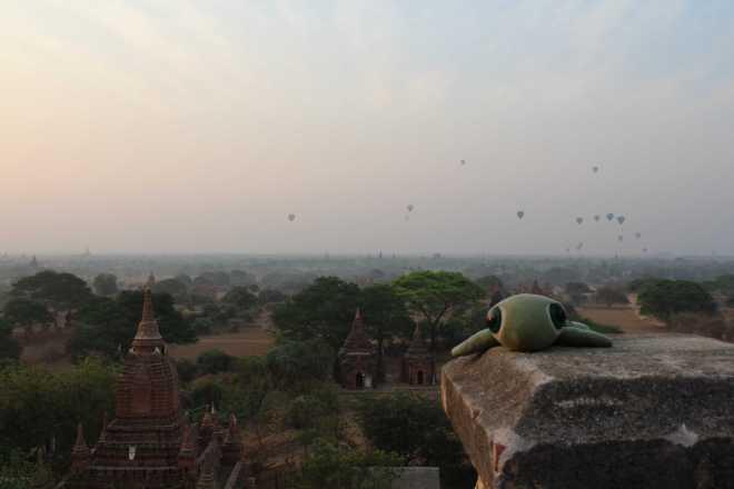 Bagan, Day 1 - 12