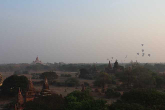 Bagan, Day 1 - 13