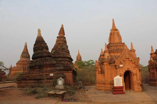 Bagan, Day 2 - 13