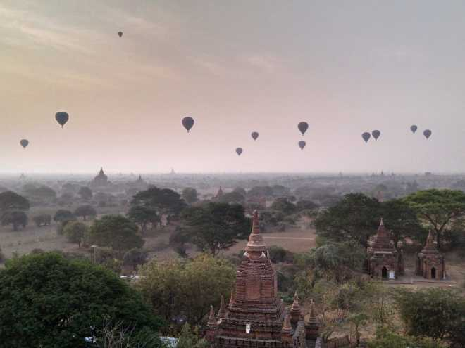 Bagan, Day 1 - 14