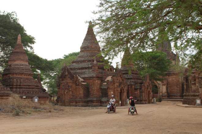 Bagan, Day 2 - 14