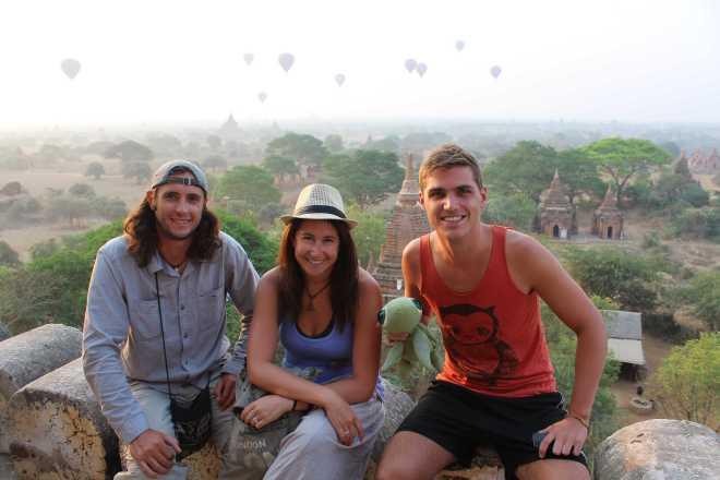 Bagan, Day 1 - 15