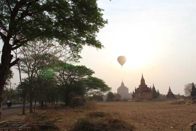 Bagan, Day 2 - 15