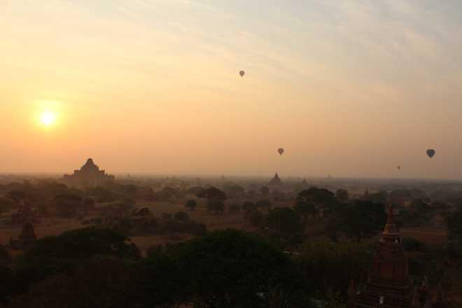 Bagan, Day 1 - 16