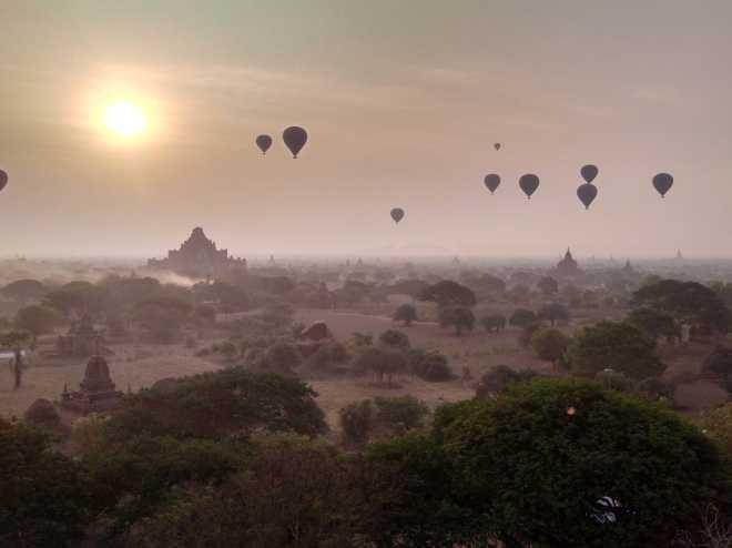 Bagan, Day 1 - 17