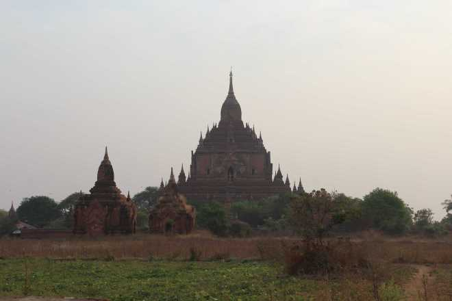 Bagan, Day 2 - 17