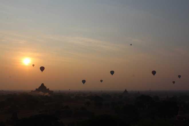 Bagan, Day 1 - 18