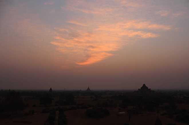 Bagan, Day 1 - 2