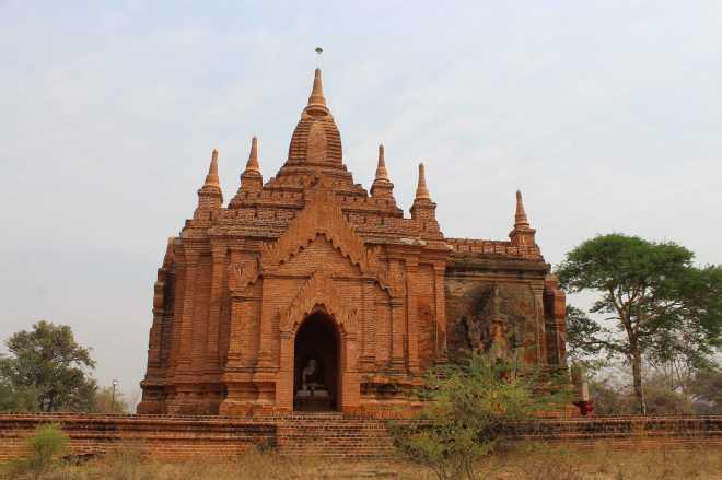 Bagan, Day 2 - 20
