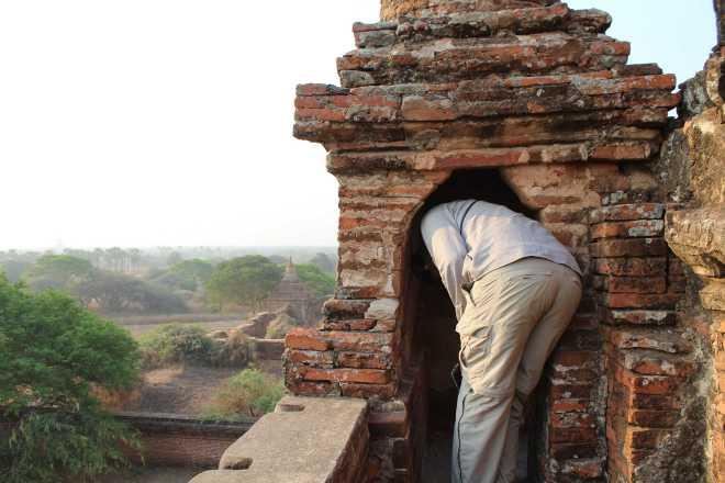 Bagan, Day 1 - 21