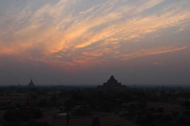 Bagan, Day 2 - 2