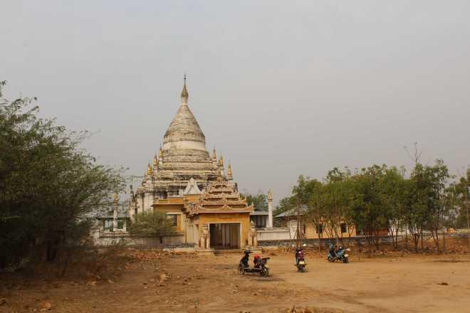 Bagan, Day 2 - 22