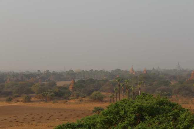 Bagan, Day 1 - 23