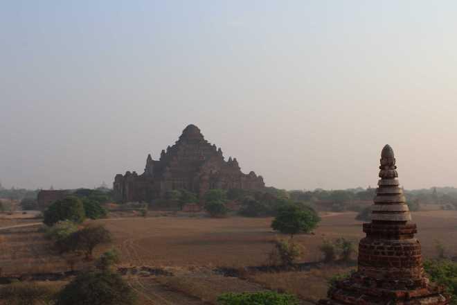Bagan, Day 1 - 25