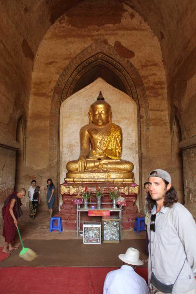 Bagan, Day 1 - 26