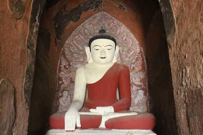 Bagan, Day 1 - 29